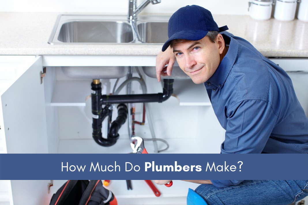 How Much Does a Plumber Make?